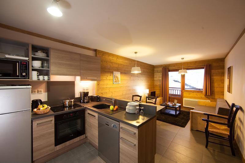 Apartment Nevada - Image 1 - Les Menuires - rentals