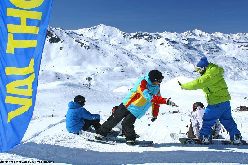 Apartment Little Rock - Image 1 - Val Thorens - rentals