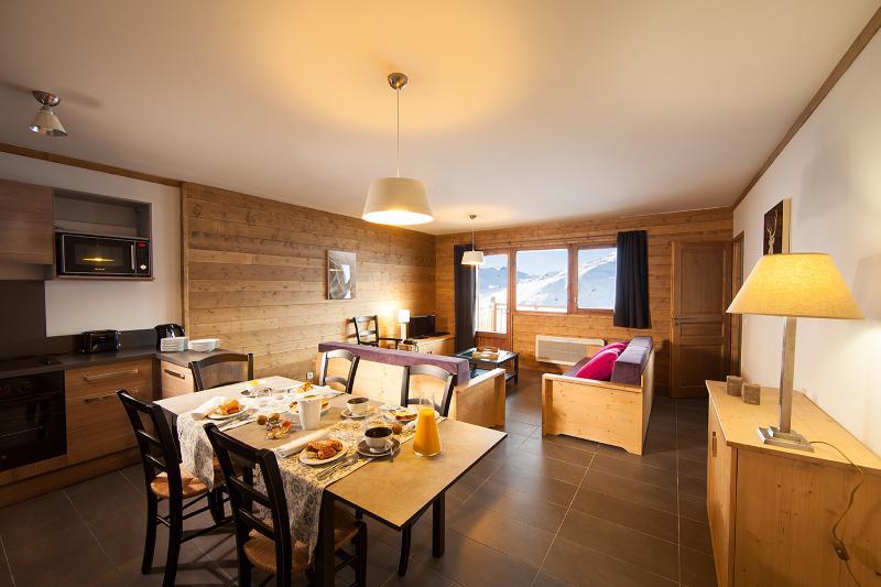 Apartment New Hampshire - Image 1 - Les Menuires - rentals
