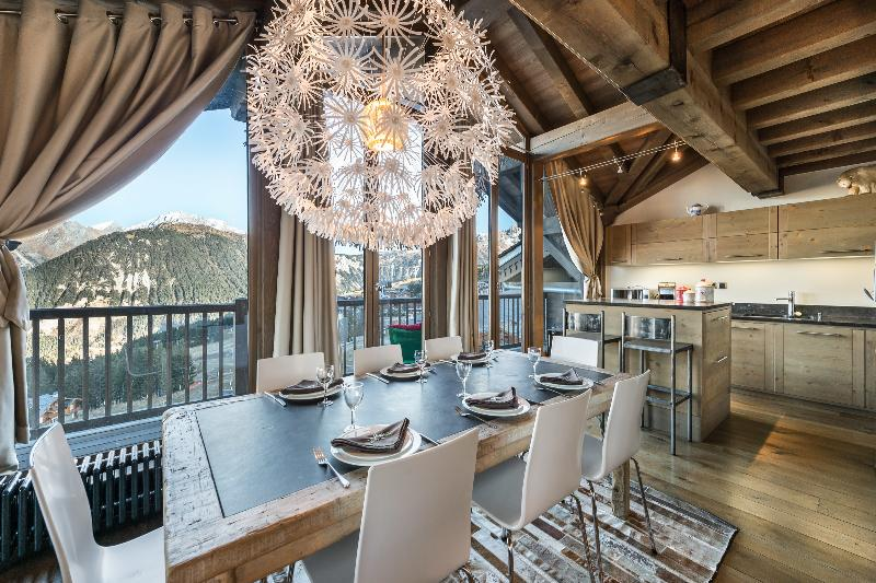 Apartment Banks - Image 1 - Courchevel - rentals