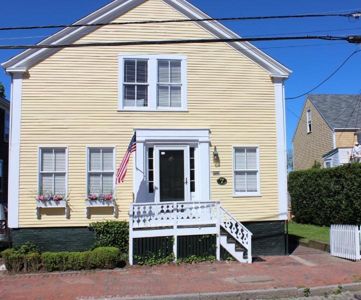 Best Location In Town - Image 1 - Nantucket - rentals
