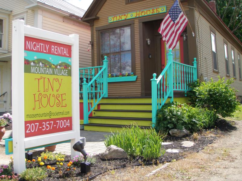 Welcome! - NEW! Mountain Village Tiny House - Hike Kayak ATV! - Andover - rentals