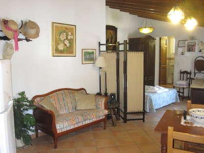 Traditional Studio Apartment adjacent to the Beach - Image 1 - Puerto Pollensa - rentals