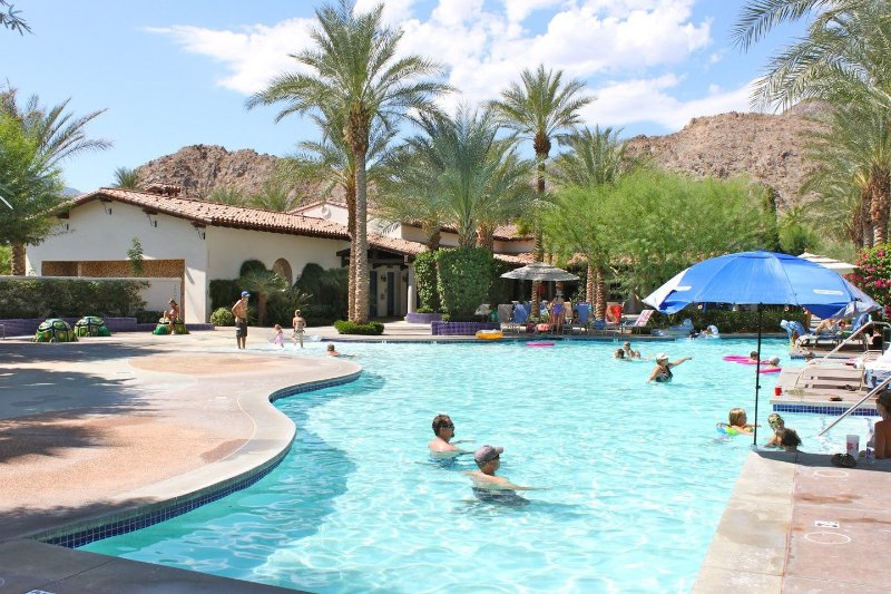 Luxurious 3BD/3BA Villa Overlooking Pool - Upper C65 - Image 1 - La Quinta - rentals