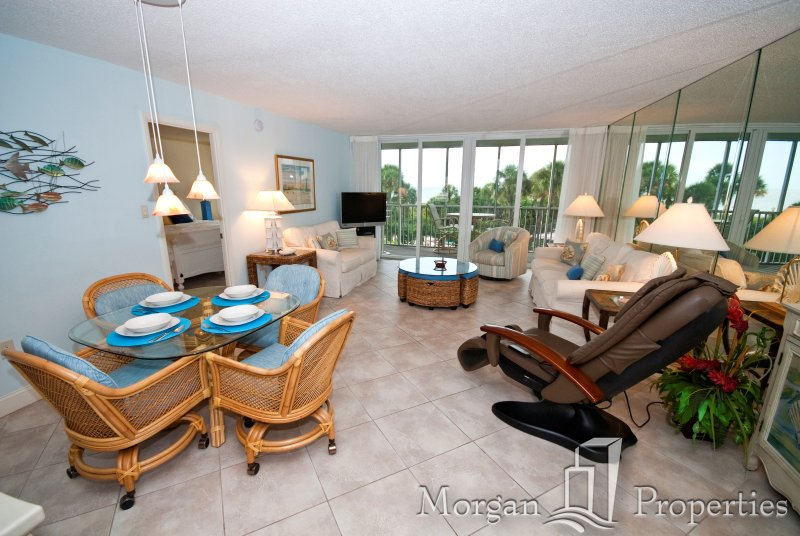 Morgan Properties-Crystal Sands 311- 2 Bed/2 Bath - Image 1 - Siesta Key - rentals