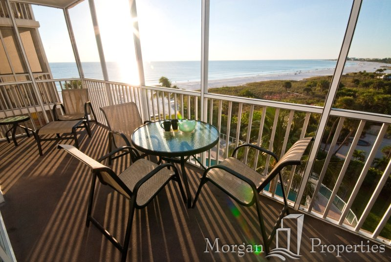 Morgan Properties-Crystal Sands 608-2 Bed/2 Bath - Image 1 - Siesta Key - rentals