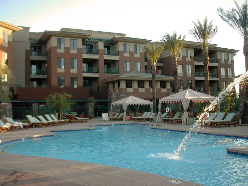 Adult Pool - Westin Kierland Deluxe  Villas  scottsdale AZ available many dates including March 2015  with advance reservations - Scottsdale - rentals
