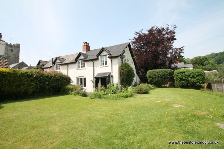 East Galliford Cottage, Winsford - Country cottage with large garden in beautiful Winsford - Image 1 - Wheddon Cross - rentals