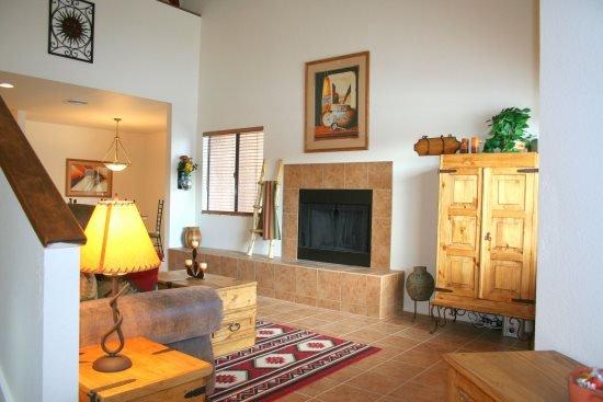 Living room  - Ventana Vista 1236 - Tucson - rentals