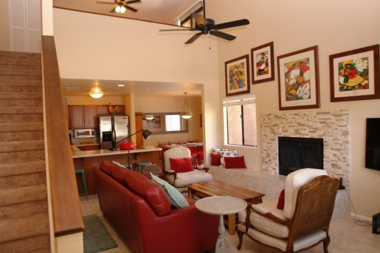 Living room - Ventana Vista 1235 - Tucson - rentals