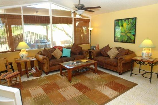 Living room - Calle Marques - Tucson - rentals
