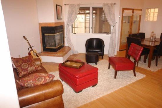living/sitting area - Casa Del Sol - Tucson - rentals