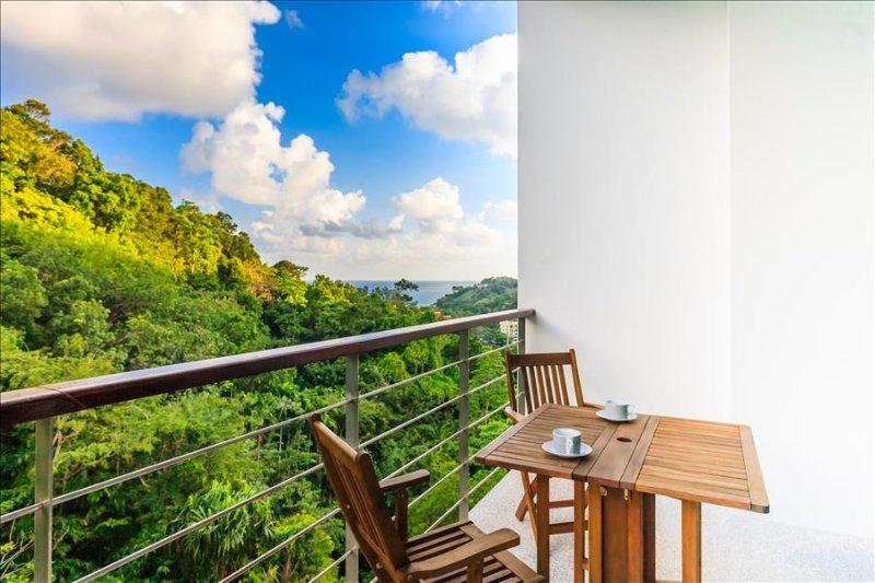 Luxury One Bedroom Sea View Apartment! - Image 1 - Kamala - rentals
