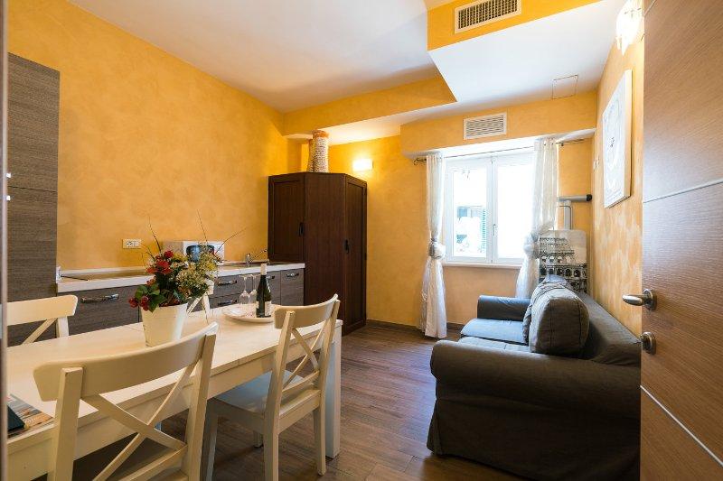 Kitchen - Domus Solis San Pietro: New B&B front St. Peter's - Rome - rentals