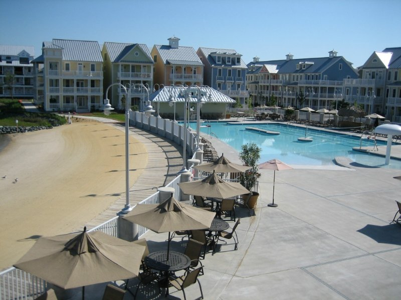 Sunset Island 2 Fountain Dr. E 3A - Gated Resort! - Image 1 - Ocean City - rentals