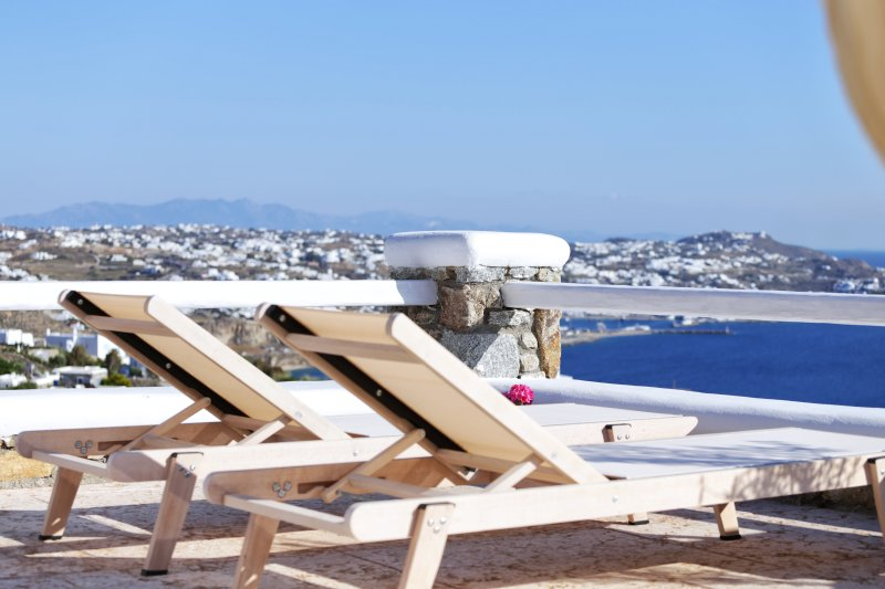 La Maison Blanche Mykonos - View and Privacy - Image 1 - Mykonos Town - rentals