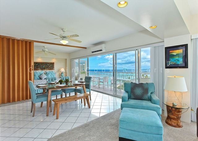 Million Dollar Ocean Views plus FREE Secure Onsite Parking and WIFI! - Image 1 - Waikiki - rentals