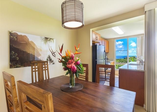 Ocean Views, Remodeled beautiful Cliffs condo!! Starting at $275/nt. - Image 1 - Princeville - rentals