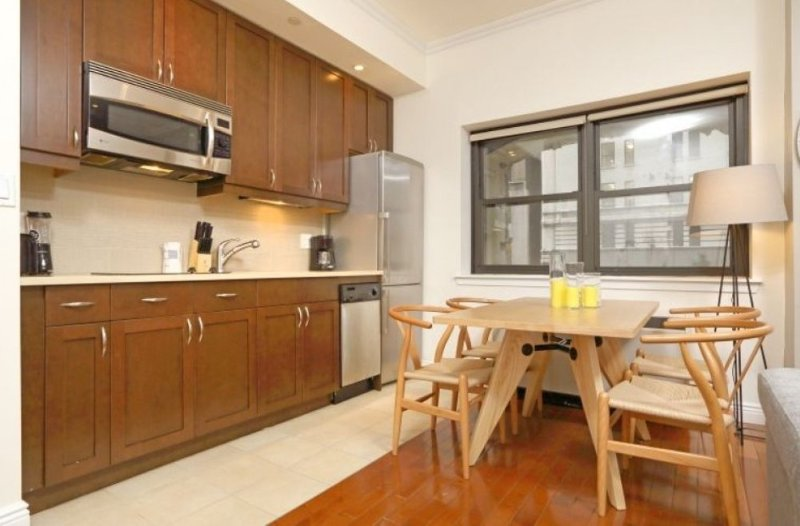 Clean, Arty and Classy Contemporay 1 Bedroom Apartment in NYC - Image 1 - New York City - rentals