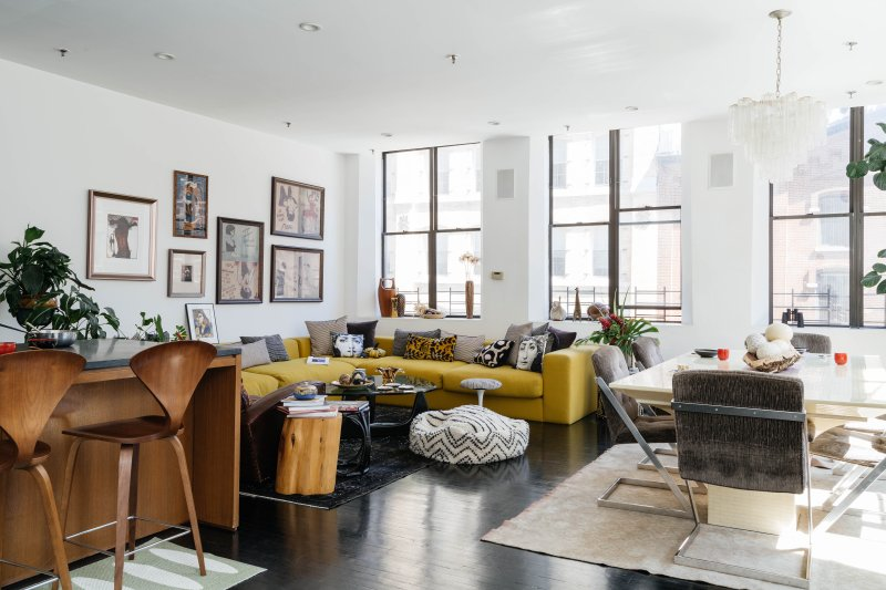 One Fine Stay - Hubert Loft apartment - Image 1 - New York City - rentals