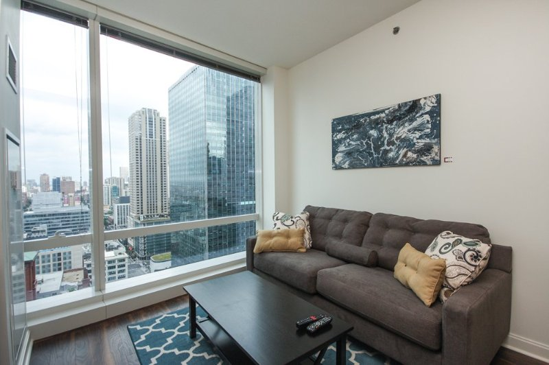 LUXURIOUS 1 BEDROOM APARTMENT IN CHICAGO - Image 1 - Chicago - rentals