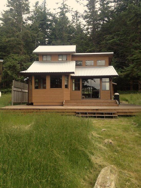 Savary Island Cabin Available for Summer Rental - Image 1 - Savary Island - rentals