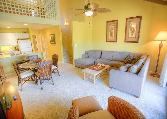 Spacious and Comfortable 2-Bedroom Condo at Maui Kamaole - Image 1 - Kihei - rentals