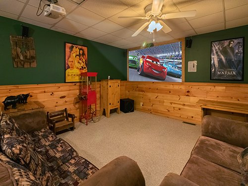 Wilderness Theater and Lodge - Image 1 - Pigeon Forge - rentals