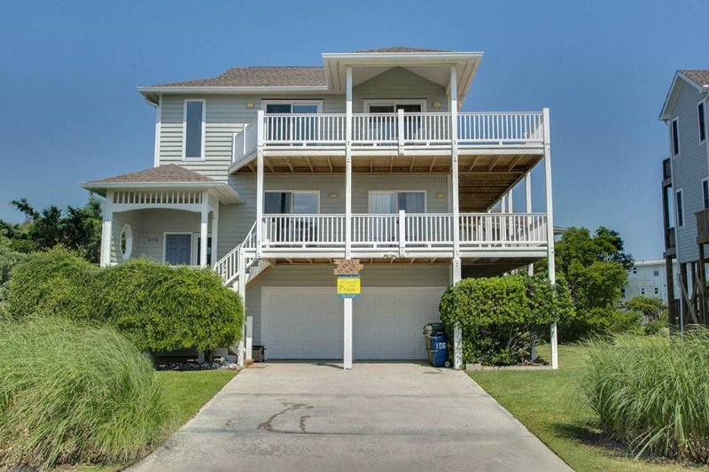 Decked Out - Image 1 - Emerald Isle - rentals
