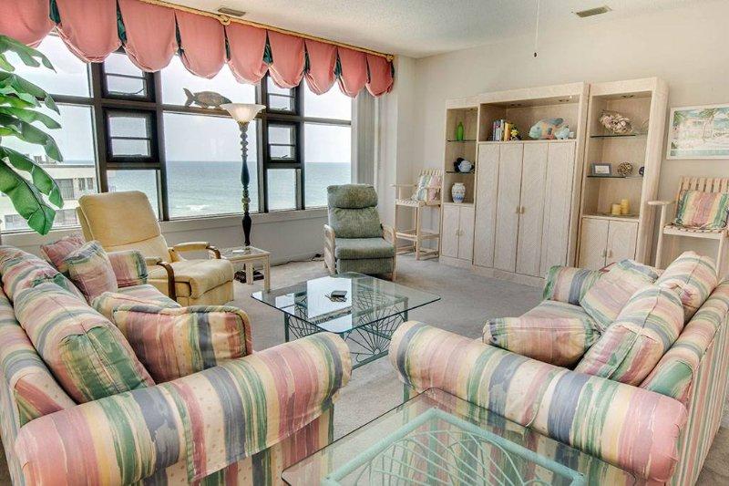 Summer Winds B-605 - Image 1 - Indian Beach - rentals