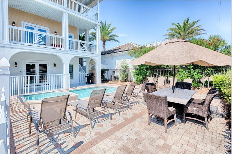 Welcome to Apollo - Apollo: 8 Bdrm, Private Pool, Private Beach! - Destin - rentals