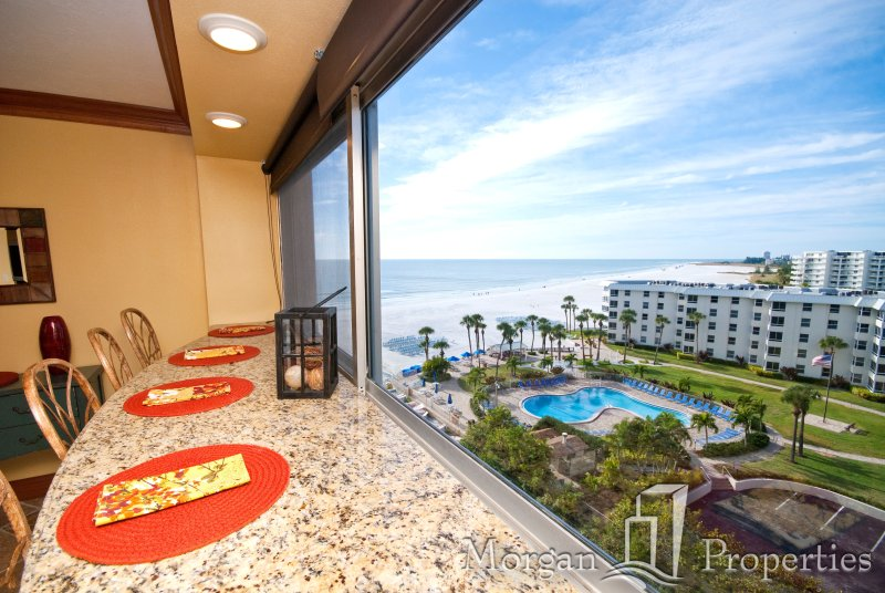 Morgan Properties-Palm Bay Club 84-1 Bed/1 Bath - Image 1 - Siesta Key - rentals