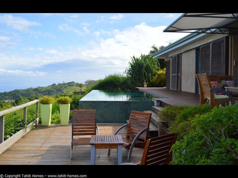 Maison L'Olivier - Tahiti - Image 1 - Punaauia - rentals