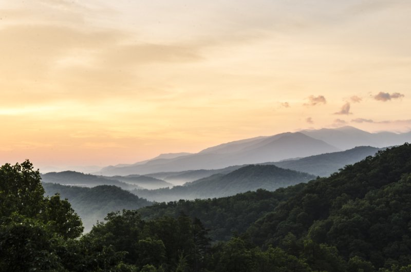 Sunrise beginning - Breathtaking Views only 3 miles from Gatlinburg! - Gatlinburg - rentals