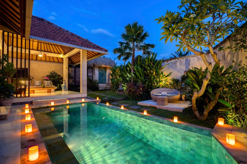 Welcome to Villa Cinta - Romantic luxury escape in Canggu - Canggu - rentals