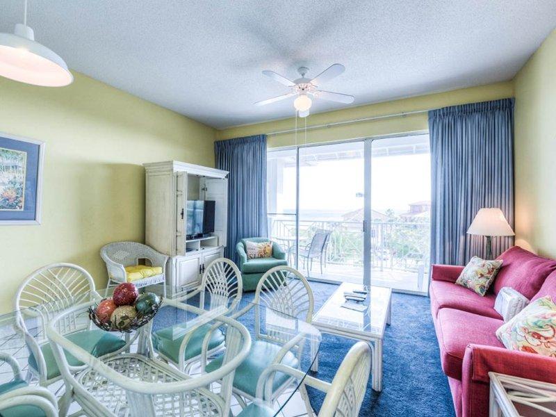 Gulf Place Cabanas 407 - Image 1 - Santa Rosa Beach - rentals