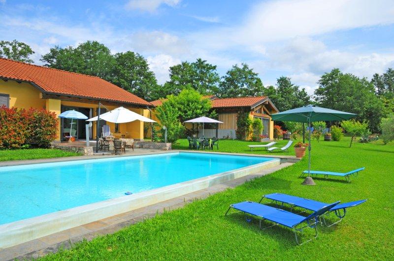 Villa Alba - Image 1 - Licciana Nardi - rentals
