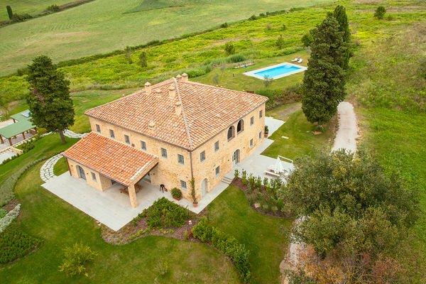 2 bedroom Villa in Castelfalfi, Tuscany, Italy : ref 2268125 - Image 1 - Ghizzano - rentals