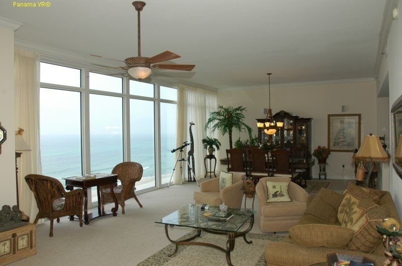 Sterling Beach Sleeps 14 8th floor 3 bed 3 bth. - Image 1 - Panama City - rentals