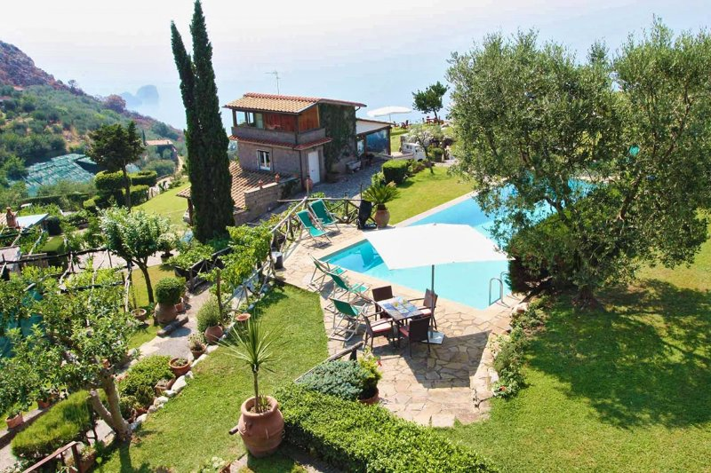 Villa Don Peppe - Image 1 - Sorrento - rentals