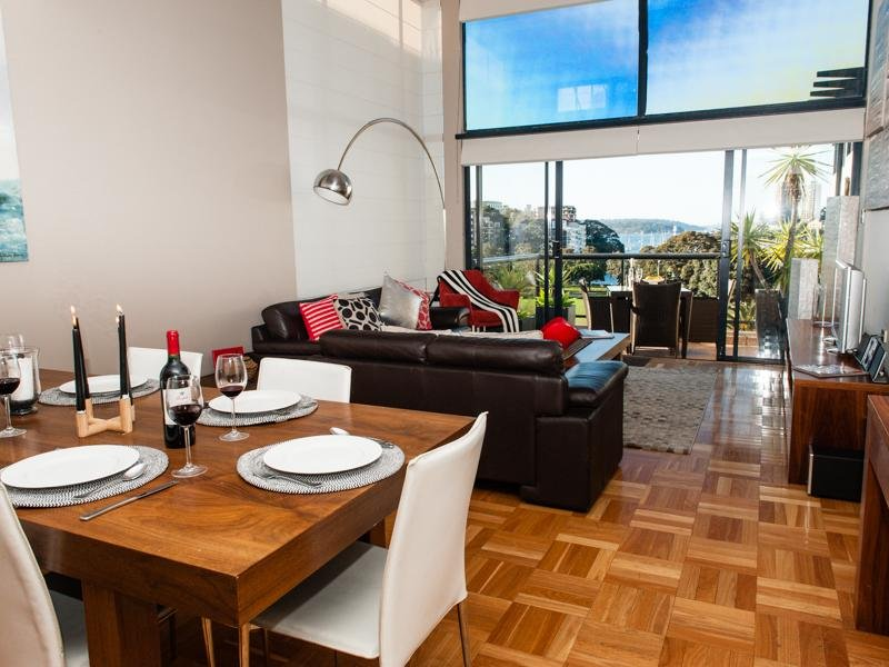 The Rushcutters Penthouse - Image 1 - Sydney Metropolitan Area - rentals