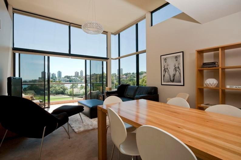 Marina One Penthouse - Image 1 - Edgecliff - rentals