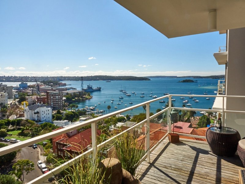 The View Elizabeth Bay Gardens - Image 1 - Edgecliff - rentals