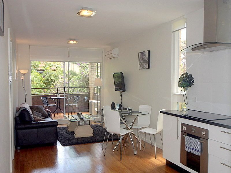Living Room - The  Bondi Beach  Pad - Bondi - rentals