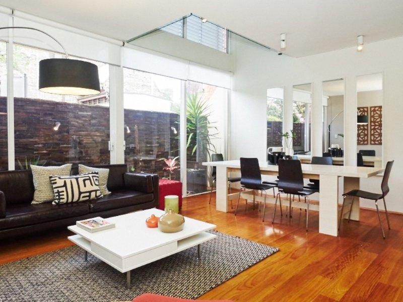Designer Terrace Living - Image 1 - Woollahra - rentals