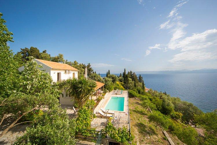 Stelios Villa (Loggos, Paxos) - Image 1 - Loggos - rentals