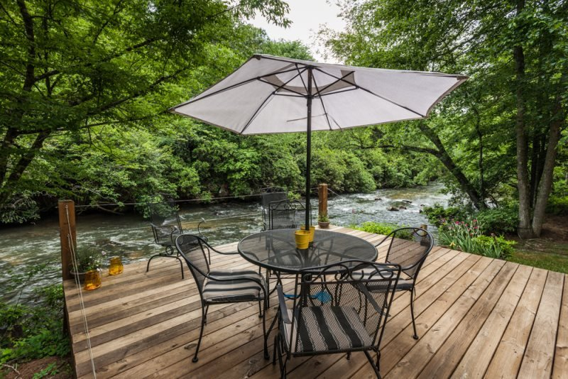 River s Edge - Great Cartecay River Cabin! - Image 1 - Ellijay - rentals