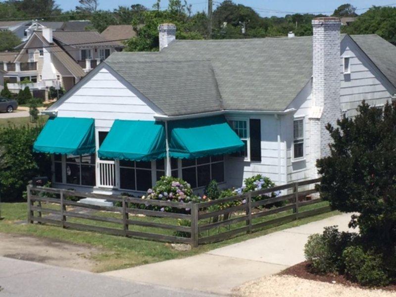 Exterior Front - 119 53RD Street - Virginia Beach - rentals