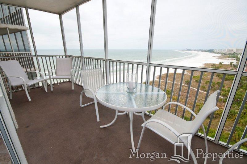Morgan Properties - Crystal Sands 1106 - Renovated 2 Bed / 2 Bath - Ocean-front - Image 1 - Siesta Key - rentals