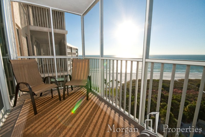 Morgan Properties - Crystal Sands 1111 - 100% Renovatied 2 Bed / 2 Bath - Image 1 - Siesta Key - rentals
